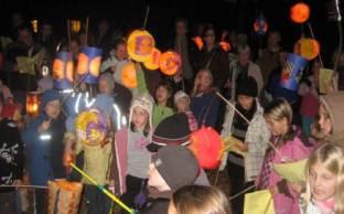 Annual Lantern Parade