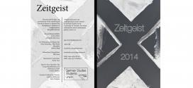 Launch of Undergraduate Journal of German Studies <em>Zeitgeist</em>