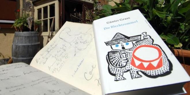 Nobel Prize-winning German author Günter Grass passed away on April 13