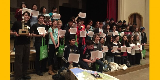 Weiter so!  Another Brilliant Showing by Ontario's High School Students of German