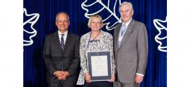 Joan Andersen wins Arbor Award