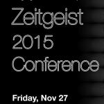 Zeitgeist Conference 2015