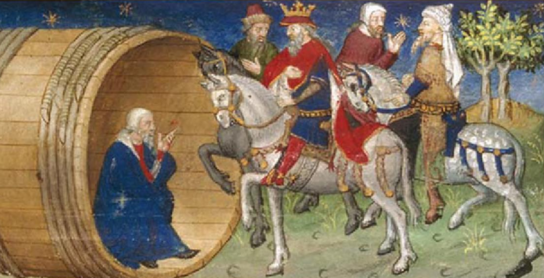 Markus Stock publishes new book on Alexander the Great in the Middle Ages