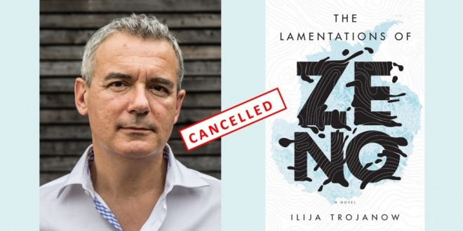 Cancelled: Guest Reading by Ilija Trojanow, March 24