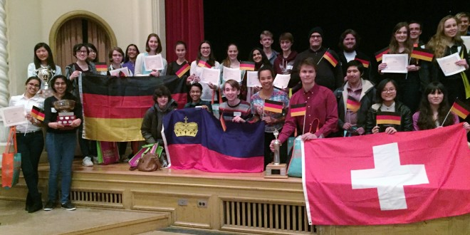 Ontario's High School German Students Shine
