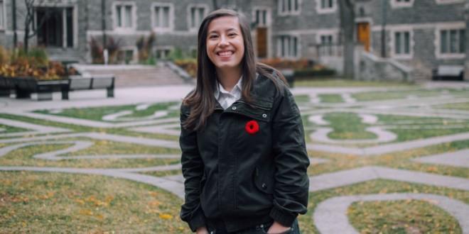 Emily Tsui wins Gavin Nowlan Campus Student Leadership Award & Katharine Ball Graduating Award for Course Unions