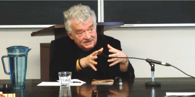 "Hans Ulrich Gumbrecht (Stanford University): What Do Sports Spectators ""Invest""?"
