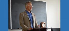 John Zilcosky wins Bessel Award
