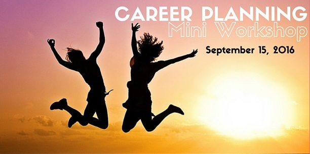 Career Planning Mini Workshop 2016