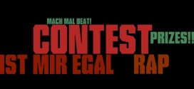 Ist mir egal Contest: Enter by 1 April 2017!