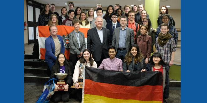 Ontario High School German Contest 2018 – Another Outstanding Performance by the Province's German Students!