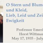 Horst Wittman 2