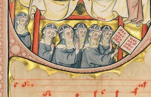 Guest Lecture: Alternative Aesthetics and Collective Authorship: Medieval German Religious Songs