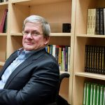 Professor James Retallack won the Central European History Society's Hans Rosenberg Book Prize for a 2017 book that explores the connections between political modernization and authoritarianism in Germany (photo by Diana Tyszko)