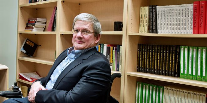 Former German Department Chair Jim Retallack wins major prize for his book on Saxony