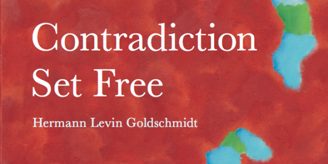 Hermann Levin Goldschmidt's key philosophical work translated by John Koster, PhD 2013