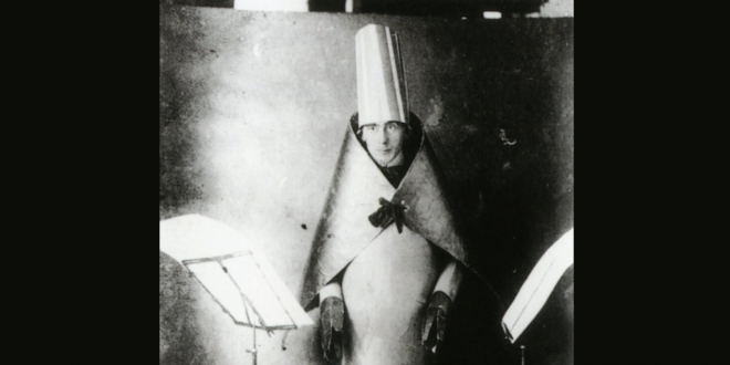 Lecture, April 8: André Flicker: Dada Cabaret: On the Leap of the Absurd Individual